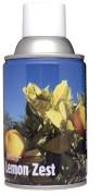 Désodorisant professionnel citron 270 ml - Capacité : 270 ml / 3300 + pulvérisations - Diamètre : 65 mm