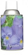 Désodorisant professionnel jardin floral 270 ml - Capacité : 270 ml / 3300 + pulvérisations - Diamètre : 65 mm