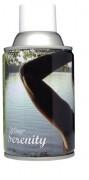 Désodorisant professionnel sérénité 270 ml - Capacité : 270 ml / 3300 + pulvérisations - Diamètre : 65 mm