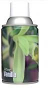 Désodorisant professionnel vanille 270 ml - Capacité : 270 ml / 3300 + pulvérisations - Diamètre : 65 mm