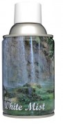 Désodorisant professionnel white mist 270 ml - Capacité : 270 ml / 3300 + pulvérisations - Diamètre : 65 mm