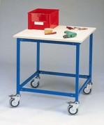 Desserte mobile pour table de travail - Hauteur: 850 mm