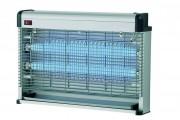 Destructeur d'insectes à grille électrifiée - 20 ou 40 Watts - Aluminium et plastique