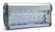 Destructeur d'insectes à grille électrique - Puissance : 30 Watts -Couverture : 100 m²- À grille électrique