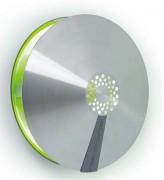 Destructeur d'insectes compact - Puissance : 22 Watts -Couverture : 40 m²- À  plaque de glu