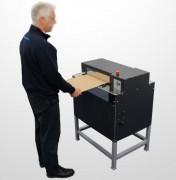 Destructeur de cartons - Épaisseur du carton : 5 à 12.5 mm - Protège l'environnement