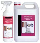 Détartrant liquide qualité alimentaire - Non toxique