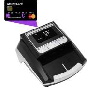 Détecteur automatique de faux billets et de carte crédit - Dimensions : 157 x 137 x 83 mm