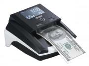 Détecteur de faux billets à 4 détections - Jusqu'à 6 devises
