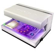 Détecteur de faux billets professionnel - 4 contrôles en simultané
