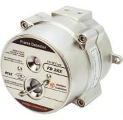 Détecteur de flammes ATEX pétrochimique - Anti-déflagrant UV / IR - Zone 1 et 2