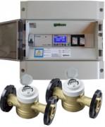Détecteur de fuite d'eau dynamique - Détection des fuites d'eau à partir de 10 L/heure