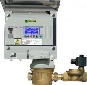 Détecteur de fuite d'eau fixe - Modèle LCD résidentiel et magasins