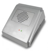 Détecteur de fumée radio - Sans installation