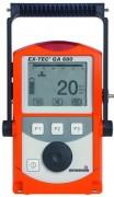 Détecteur de gaz portable ergonomique - EX TEC GA 650 / 680
