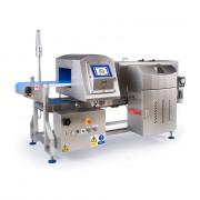 Détecteur de métaux pour l'industrie alimentaire - Version fréquence unique et multifréquences de 30 - 875 kHz
