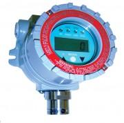 Détecteur fixe pour gaz toxiques et inflammables - Capteur de gaz toxiques et oxygène