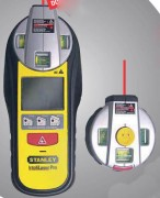 Détecteurs multifonctions - Précision laser : + - 12 mm à 6 m