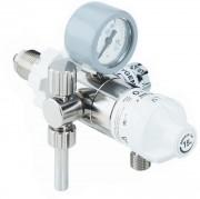 Détendeur débilitre oxygène avec prise médicale - Débits préréglés de 0 à 15 L/ min