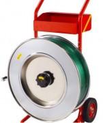 Dévidoir à feuillard mobile - Pour feuillard PP, PET & acier
