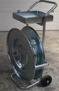 Devidoir feuillard 2 roues