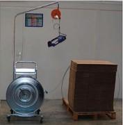 Devidoir feuillard 4 roues - Diamètre mandrin : 406 mm