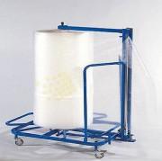 Dévidoir vertical pour film à bulles - Diamètre maxi : 1000 mm