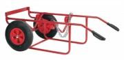 Diable à fût pour chantier - Charge utile (Kg) : 250