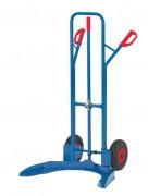 Diable à pneus avec levier de chargement - Charge (Kg) : 120
