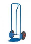 Diable acier charge lourde - Charge utile (kg) : 200