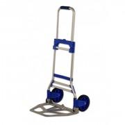 Diable aluminium entièrement repliable - Capacité : 120 kg