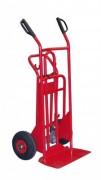 Diable chariot de manutention - Charge utile (Kg) : 250 - 350