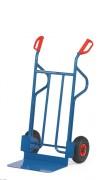 Diable de chargement acier - Charge utile (kg) : 350