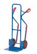 Diable de manutention acier - Charge utile (kg) : 300