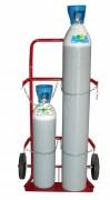 Diable de manutention bouteille - Charge utile : 200 Kg