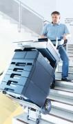 Diable électrique monte escaliers - Capacité (Kg) : 330