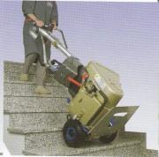 Diable électrique pour escalier 170 Kg - Capacité (Kg) : Jusqu'à 170