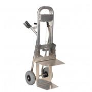 Diable élévateur aluminium - Diable élévateur 100 kg