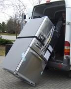 Diable escalier électrique 100 à 680 kg - Capacité : 100 kg à 680 kg