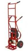 Diable escalier électrique à batterie - Charge jusqu'à 310 kg