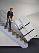 Diable escalier électrique pour electromenager - Capacité : 100 kg à 680 kg
