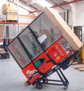 Diable motorisé pour escalier 100 à 680 kg - Capacité : de 100 à 680 kg