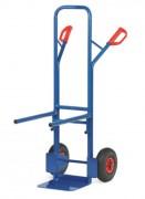 Diable porte-chaises empilables - Charge : 300 kg - Supports réglables