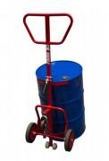 Diable pour fûts 220 litres - Capacité de charge (kg) : 350