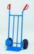 Diable professionnel en tube acier - Charge utile (kg) : 250 ; 300 ; 350