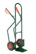 Diable traditionnel pour travaux lourd - Charge utile : 300 kg