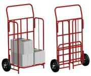 Diable transport journaux - Capacité de charge : 200 kg