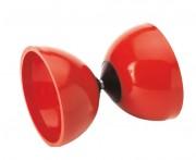 Diabolo d'initiation pour jonglerie - 2 diamètres disponibles (cm) : 10 - 12