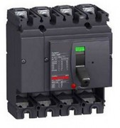Disjoncteur électrique 4 poles compact - Disjoncteur ou interrupteur BT (≥ 690 V)