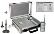 Dispositif d'appel pour travailleurs isolés - Portatif 4 watts UHF ou VHF